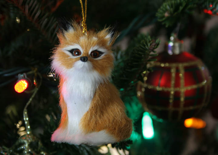 fox-ornament