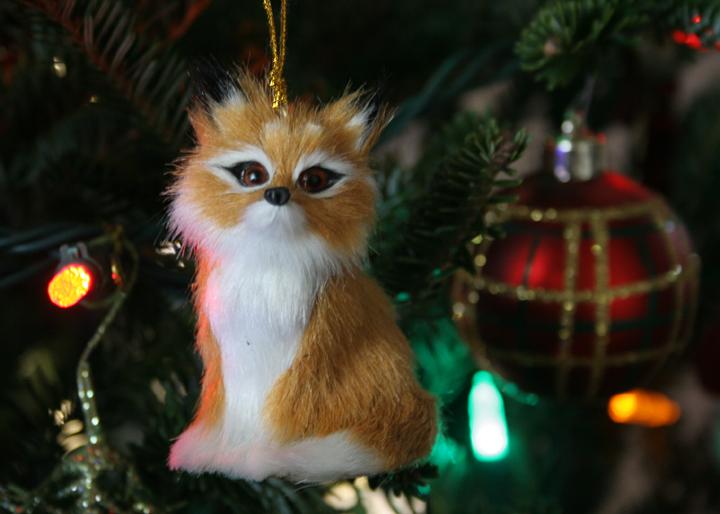 fox-ornament